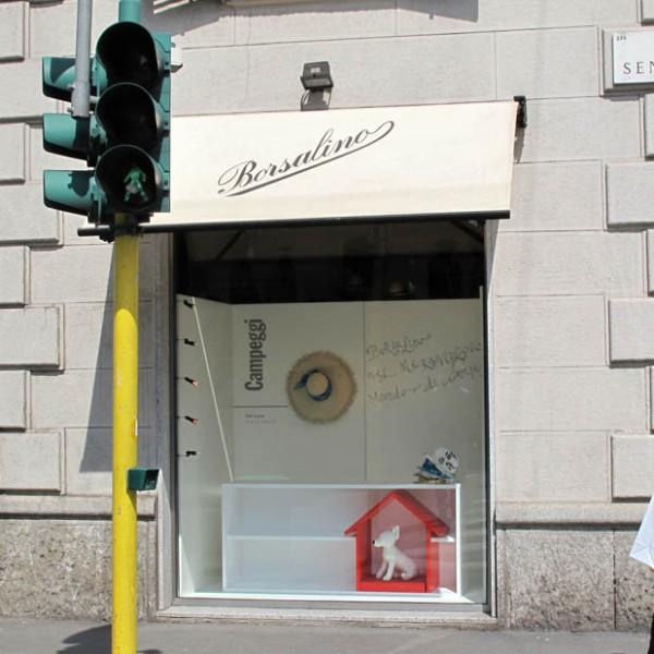 PET CAVE for Campeggi @ Borsalino nel Meraviglioso Mondo di Campeggi (April. 2010)
