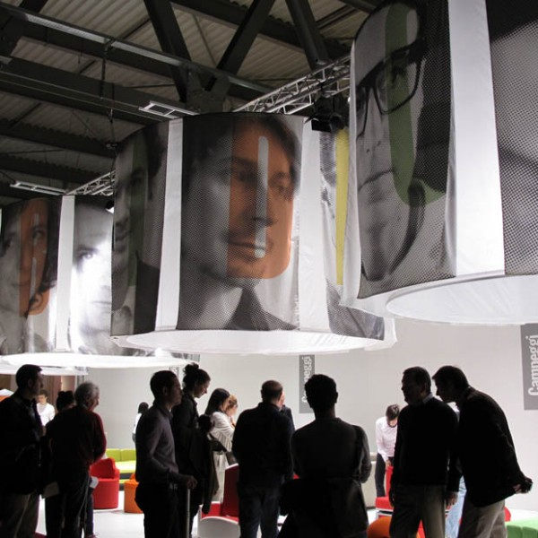 First launch of TRICK for Campeggi @ Milan Design Week 2010 (April. 2010)