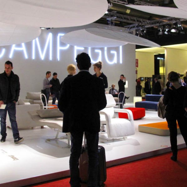 TIC TAC for Campeggi @ Milan Design Week 2012 (April. 2012)