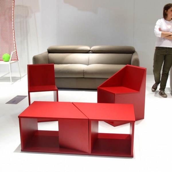 CHIT CHAT for Campeggi @ Milan Design Week 2013 (April. 2013)