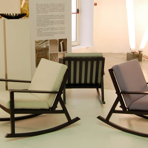 J+I - TIP TAP rocking chair @ Milan Design Week 2013 (April. 2013)