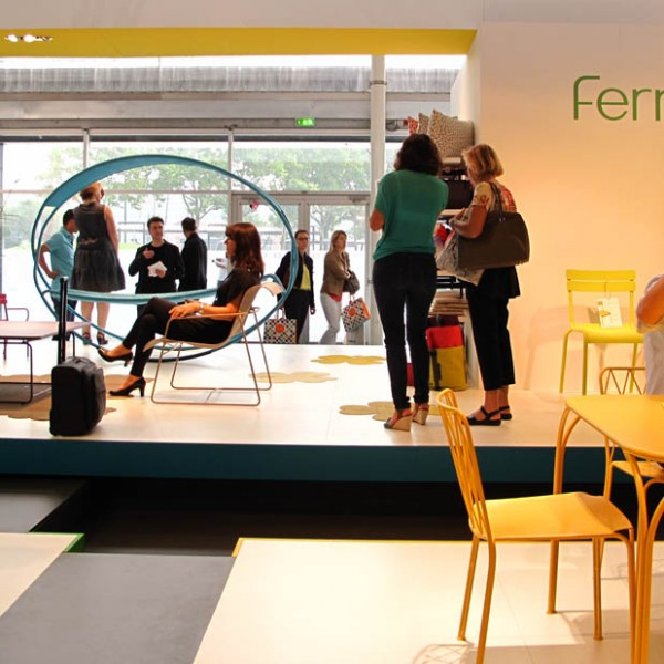 Launching OSMOSE for Fermob @ Maison & Objet / Paris (September. 2013)