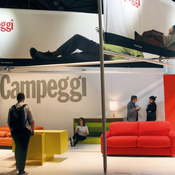 HOME-WORK for Campeggi @ Milan Design Week 2014 (April. 2014)