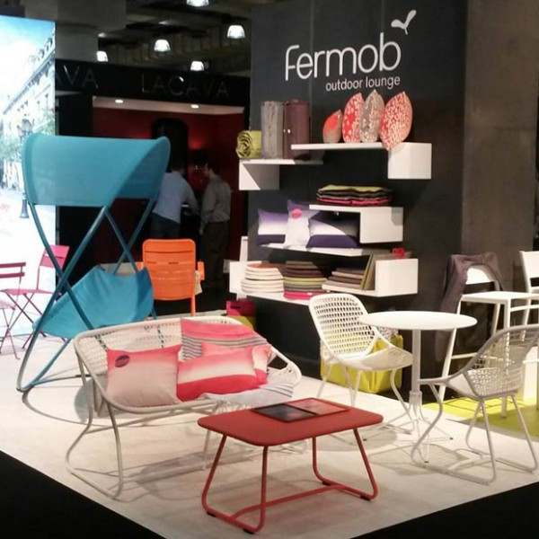 OSMOSE for Fermob @ ICFF New York (May. 2014)