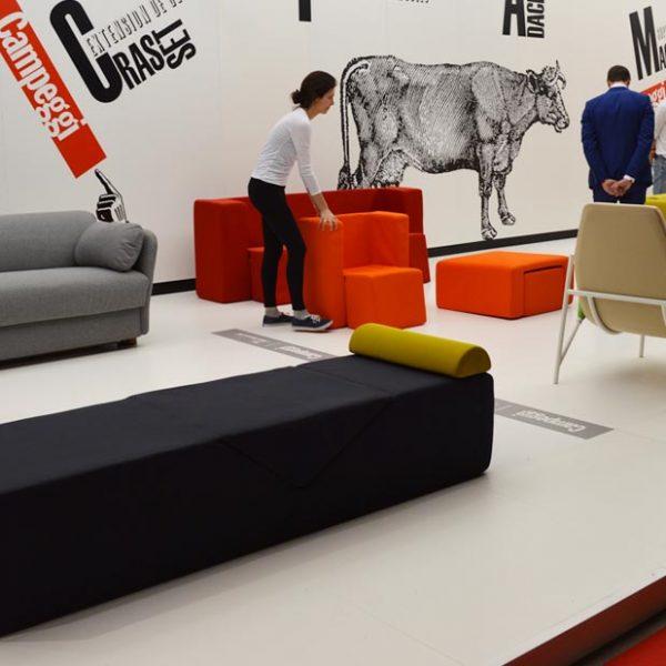 IKOI for Campeggi @ Milan Furniture Fair 2017 (April, 2017)