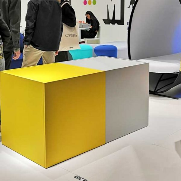 Hako for Campeggi @ Milan Furniture Fair 2019 (April, 2019)