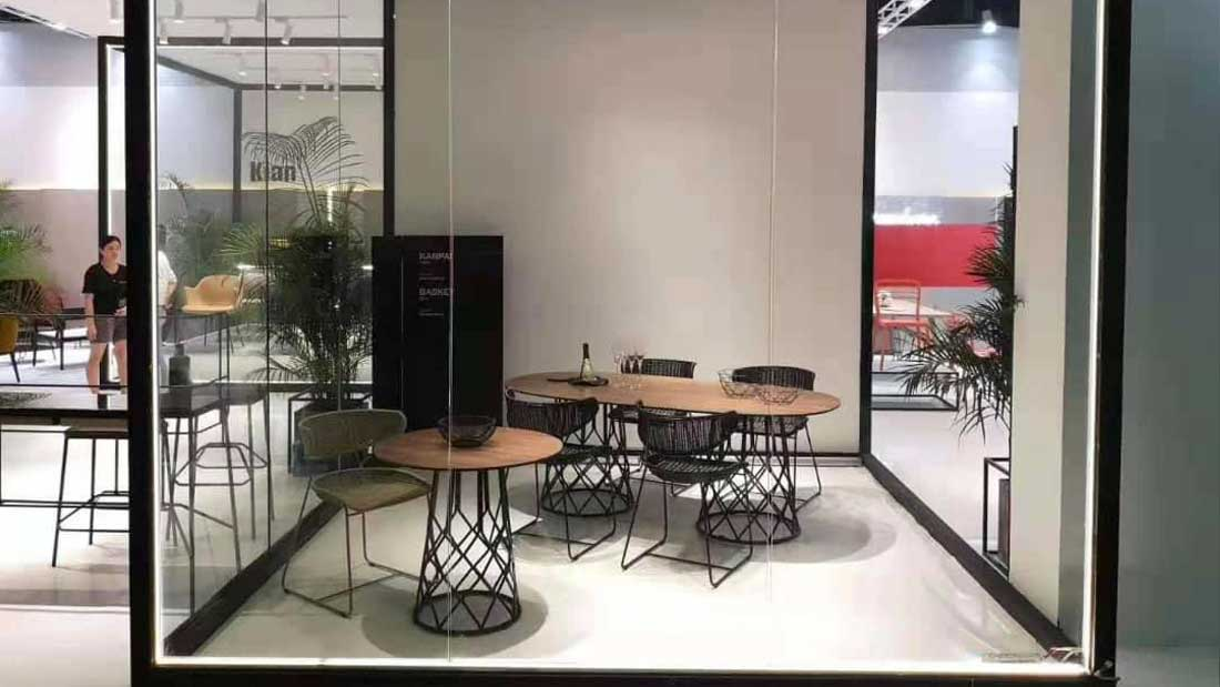 Kanpai for Kian @ Furniture China Shanghai (September, 2019)