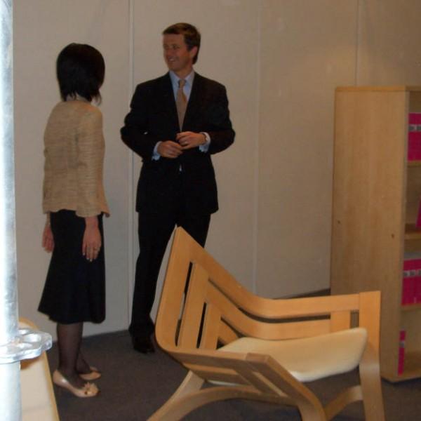 CAVE, FOO-SHA and TUTU @ Copenhagen International Furniture Fair 2005 (May. 2005)