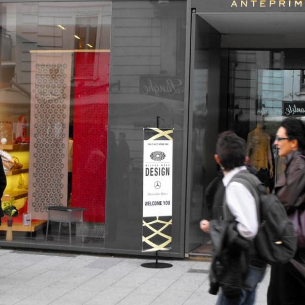 SAKURA ADACHI x ANTEPRIMA @ Anteprima Boutique (Milan Design Week 2009) (April, 2009)