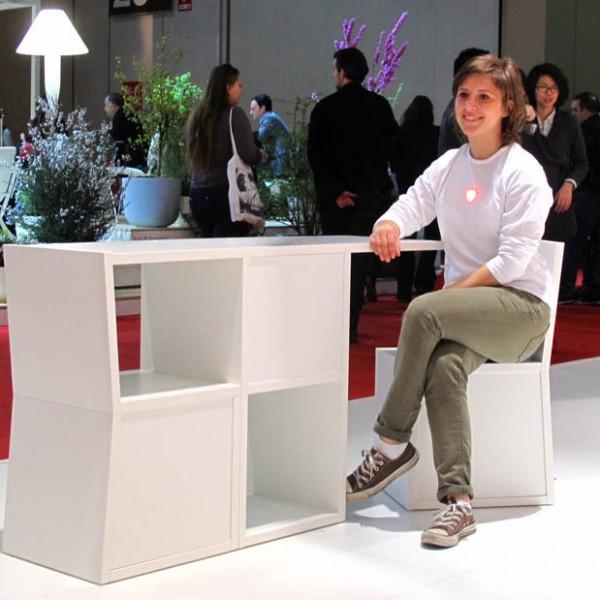 TRICK for Campeggi @ Milan Design Week 2013 (April. 2013)