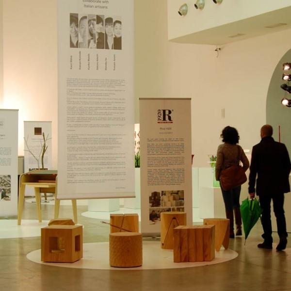 J+I exhibition @ Milan Design Week 2013 (April. 2013)