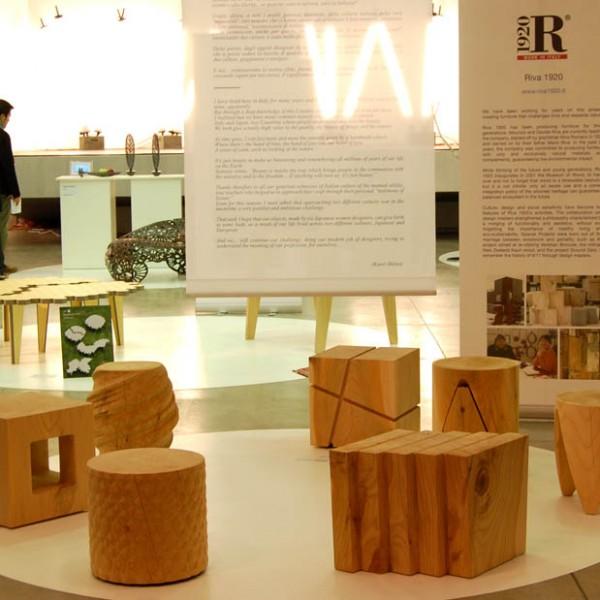 J+I - ZIG+ZAG for Riva 1920 @ Milan Design Week 2013 (April. 2013)